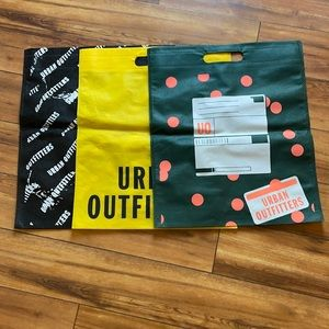 Urban Outfitters reusable bags